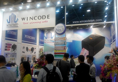 WINCODE had a successful exhibition in COMPUTEX 2016
