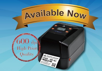 600 DPI Printer Available Now !!