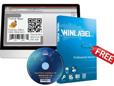 WinLabel professional label software