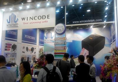 WINCODE had a successful exhibition in COMPUTEX 2016